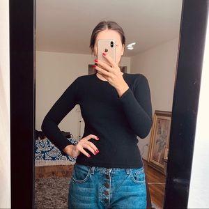 ralph lauren black label cashmere sweater S C3
